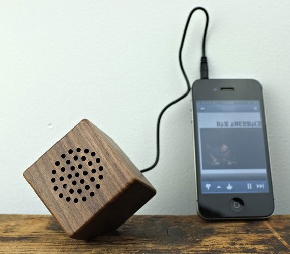 Wood Mini Speaker