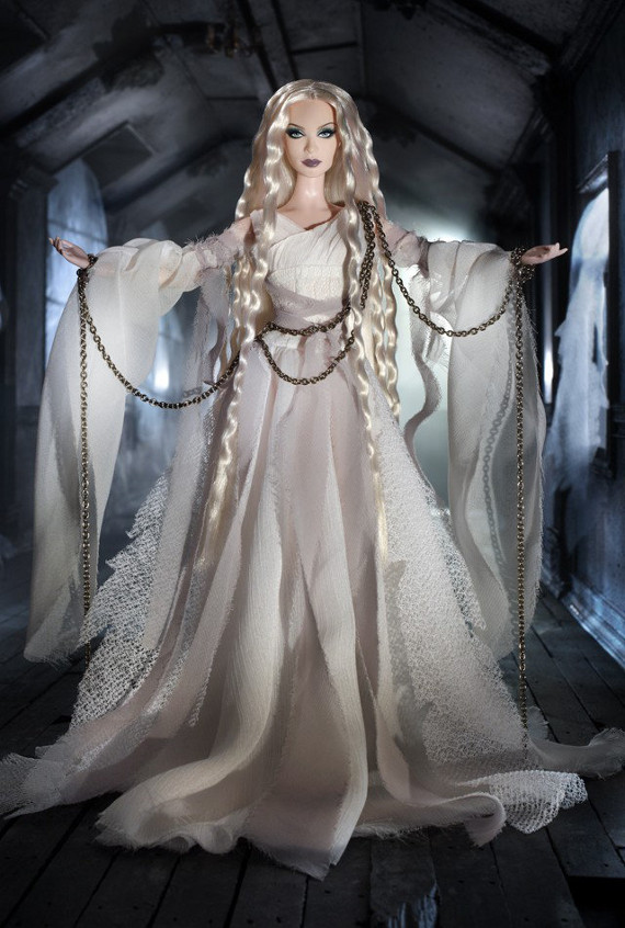 EEK!: Haunted Beauty Ghost Barbie Doll