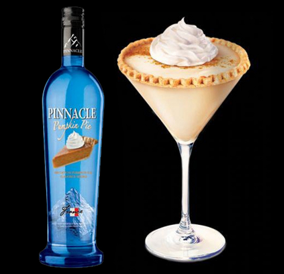 Holiday Hooch: Pumpkin Pie Vodka