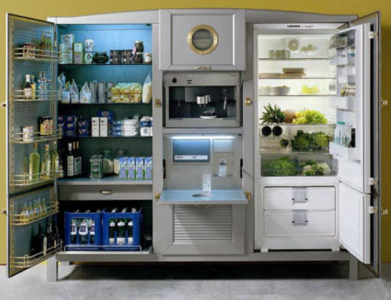The Customizable $41k Refrigerator