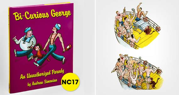 Curious George & The Man In A Sassy Purple Beret