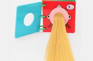Spaghetti Measuring Book Helps You Cut Back On Carbs