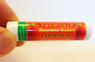 Tastes Like Burning: Sriracha Lip Balm