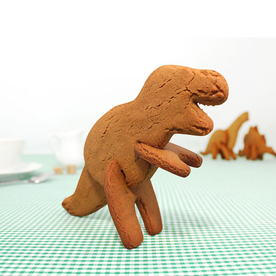 MUST BUY: 3D Dino Cookie Cutters