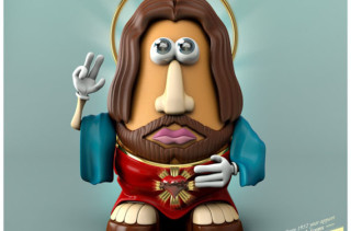 Mr. Potato Head As Famous People