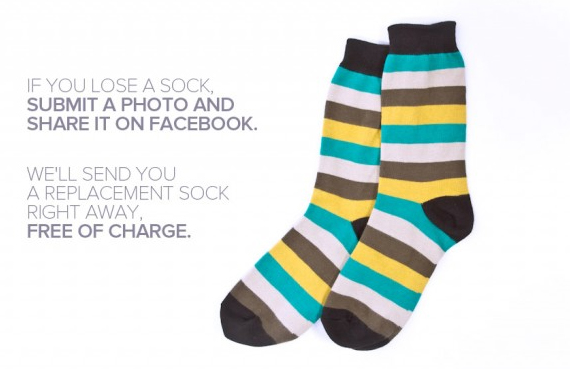 Insure Your Socks!