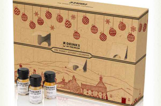 This Whisky Advent Calendar Replaces Chocolate With Booze
