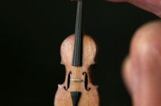 Tiny Violin Is The World's Tiniest Violin