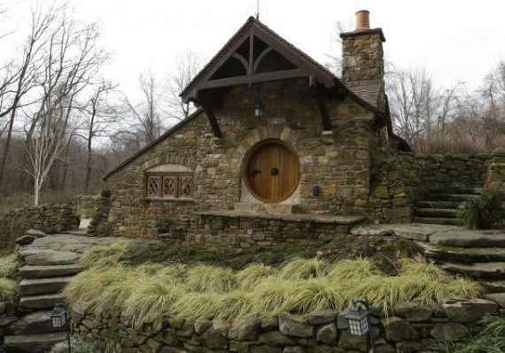 Custom Hobbit Hideaway For Wealthy Tolkien Fan