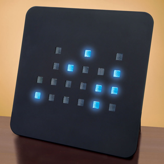Binary Clock Will Confuse The Hell Out Of Everyone
