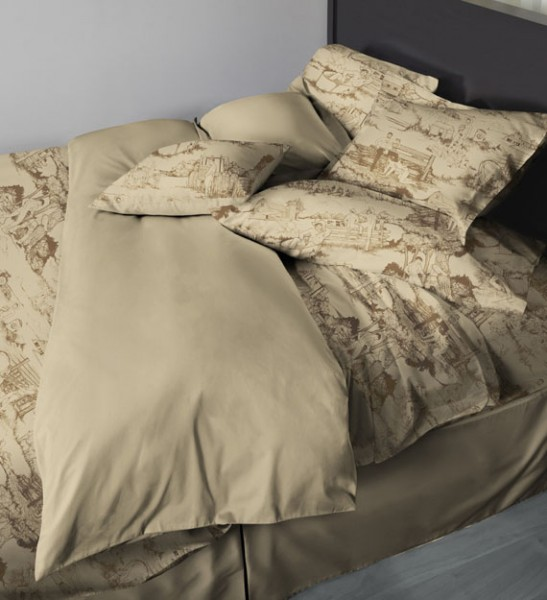 Yow Yow!: Bedding Printed With Naked Mens