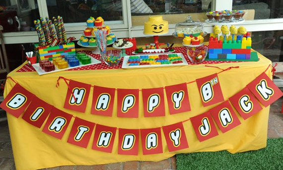 Why Wasn't I Invited To Jack's LEGO Birthday Party | Lego birthday ...