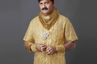 Pure Gold Shirt Made To Woo Women