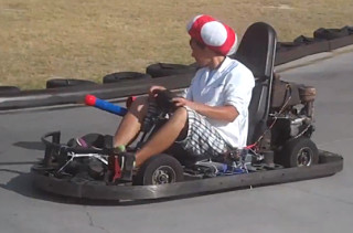 Real Life Mario Kart: Where Yoshi Still Wins All The Time