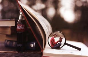Surreal Photos Of A Miniature Man