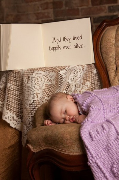 This Baby's Fairytale Photoshoot Is Magic