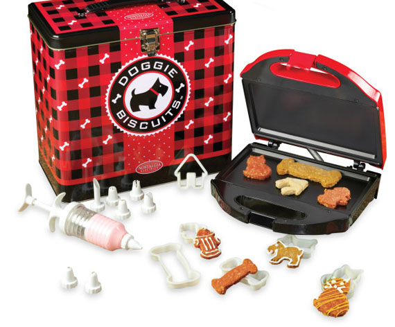 Noms For Your Pup: Dog Treat Maker