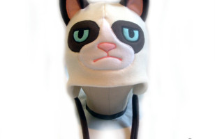 For The Miserable: Grumpy Cat Hat