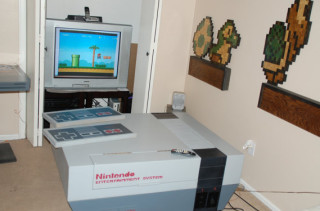 Step Into My Nintendo Room