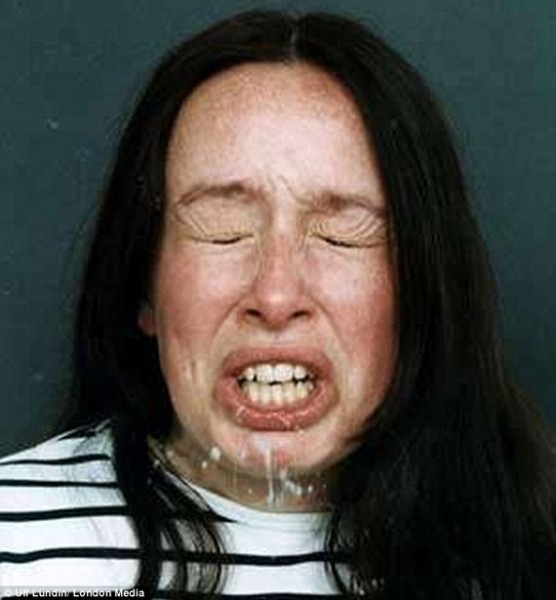 Photographs Feature Subjects Mid-Sneeze