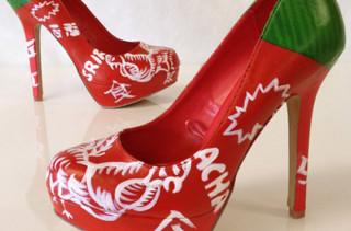 HOT Couture: Sriracha Stilettos