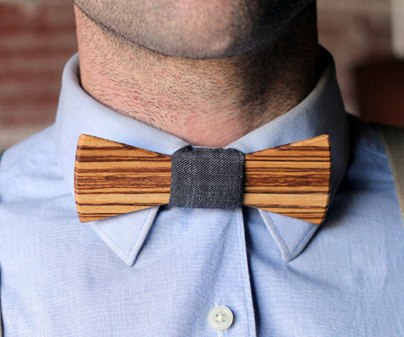 Who Wooden Want A Wooden Bow Tie?