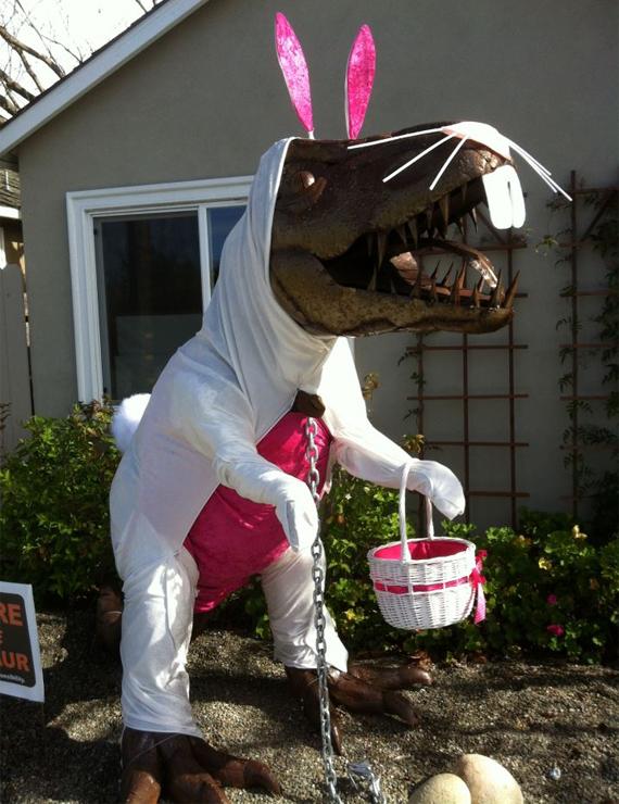 Lawn-Dinosaur-Bunny