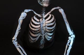 Creepy, Geeky, Cool Body Paintings