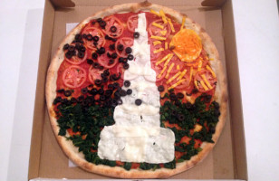 App Allows You To Paint Your Own Pizza