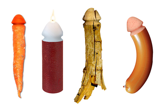 Objects to use as sex toys