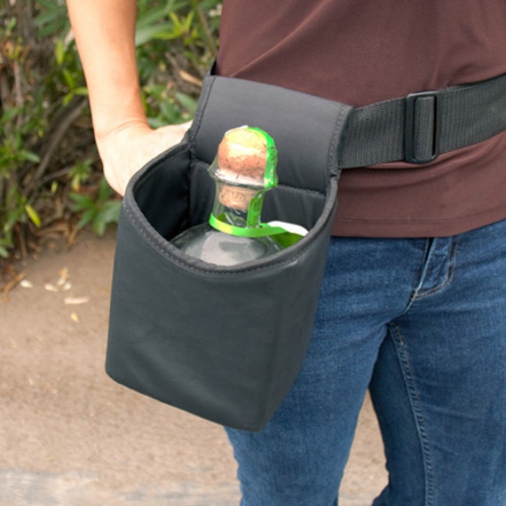 Because You're An Alkie: Patrón Holster