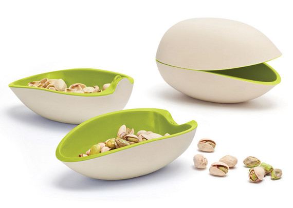 I'm Nuts For This Pistachio Bowl Set!