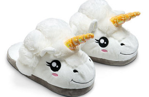 Magically Comfy Unicorn Slippers