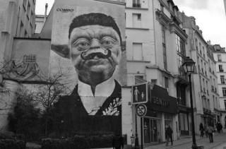 Monsieur Yoda Street Art