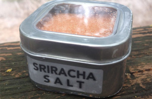 Seasoning Of The Gods: Sriracha Salt