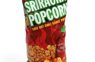 Hot & Spicy Sriracha Popcorn