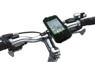 Sounds Dangerous: iPhone Bike Mount
