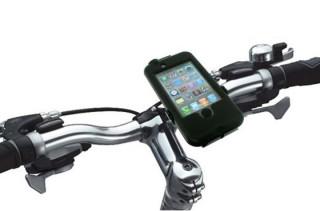 Sounds Dangerous: iPhone Bike Mount