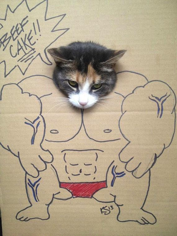 cardboard-cat-costume-4