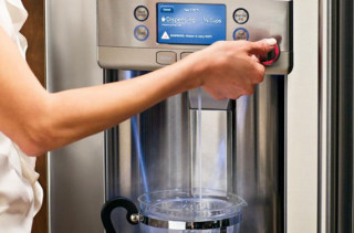 GE's Café French Refrigerator Is So Hot, It's Cool
