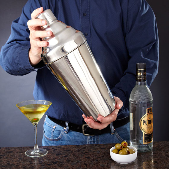 The Sasquatch Cocktail Shaker