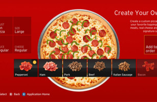 Don't Stop Gaming – Order Pizza From Your Xbox