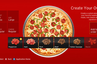 Don't Stop Gaming - Order Pizza From Your Xbox