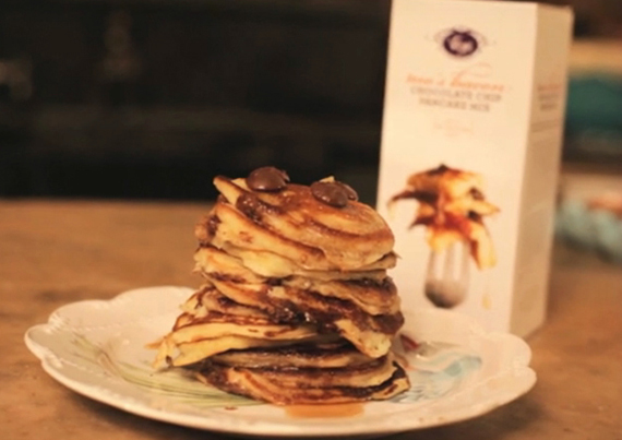You Could Be Makin' Bacon Pancakes With Chocolate