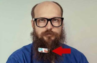 Get Paid To Advertise On Your Beard