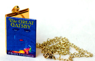 Novel, Comic, & Children's Book Lockets