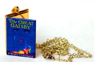 Novel, Comic, & Children's Book Lockets