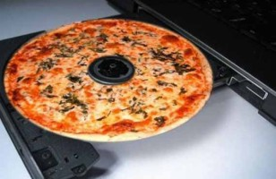 Domino's DVDs Look & Smell Like Pizza