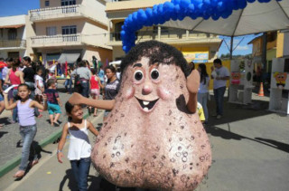 Mr. Balls: The Ookiest Mascot Ever