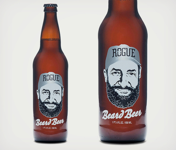 The Manliest Beer Ever Is Made From A Dude's Beard